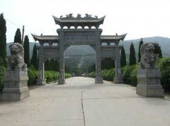 西安汉陵墓园价格 地址 电