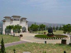 西安灞陵墓园价格 电话 地