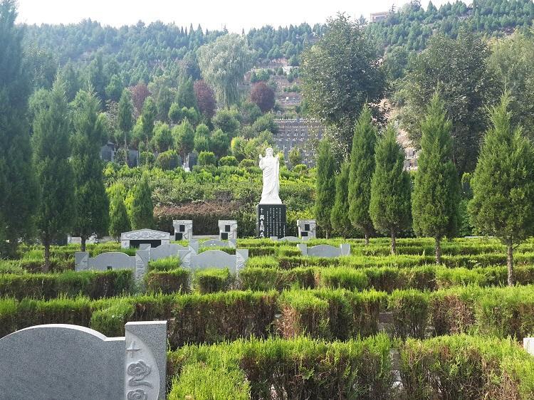 寿阳山墓园人生的后花园,逝者真正的福地